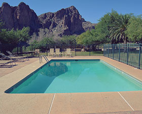 Saguaro Lake Ranch Pool