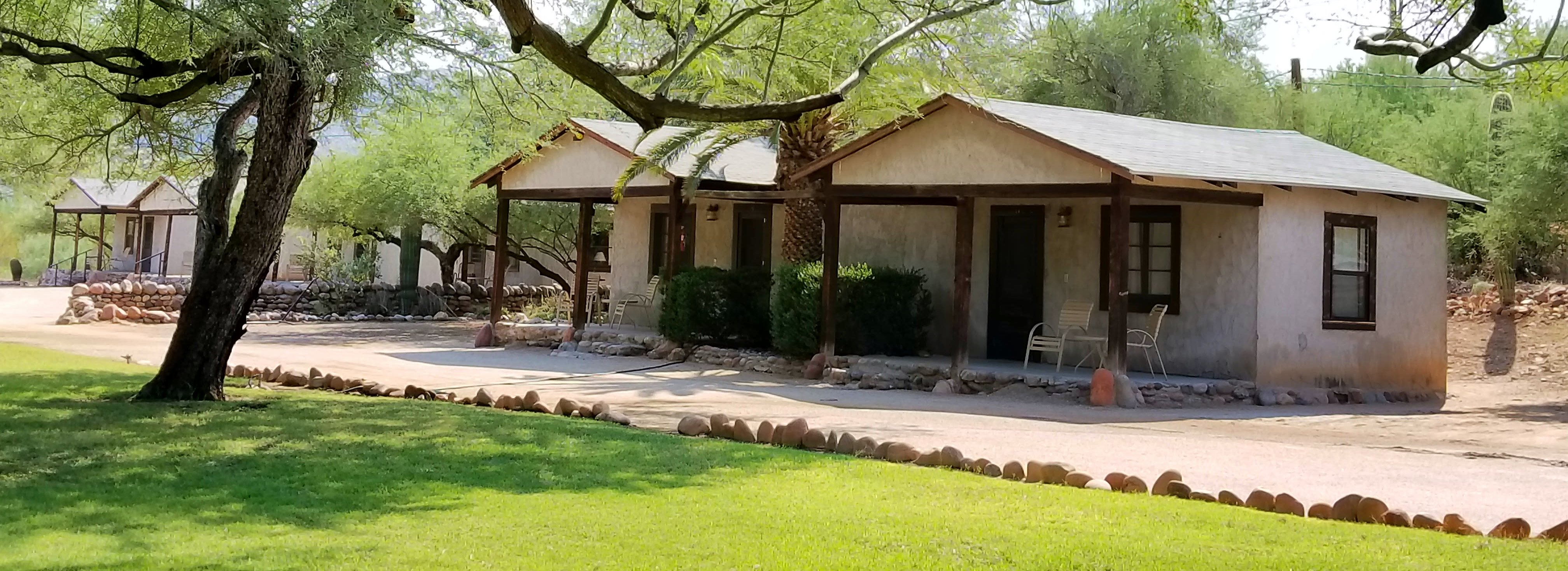 Cabins & Rates | Saguaro Lake Ranch | Western Guest Ranch