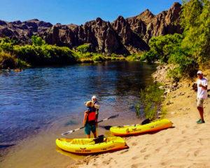 Kayaking The Salt River Amp Saguaro Lake Saguaro Lake Ranch